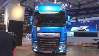 DAF XF 530 FT SSC Tractor Truck (2019) Exterior and Interior