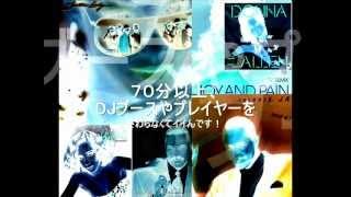 80s HITS! DANCE,R&B(quantize BPM) 110-119 MEGA Plate Ⅰ