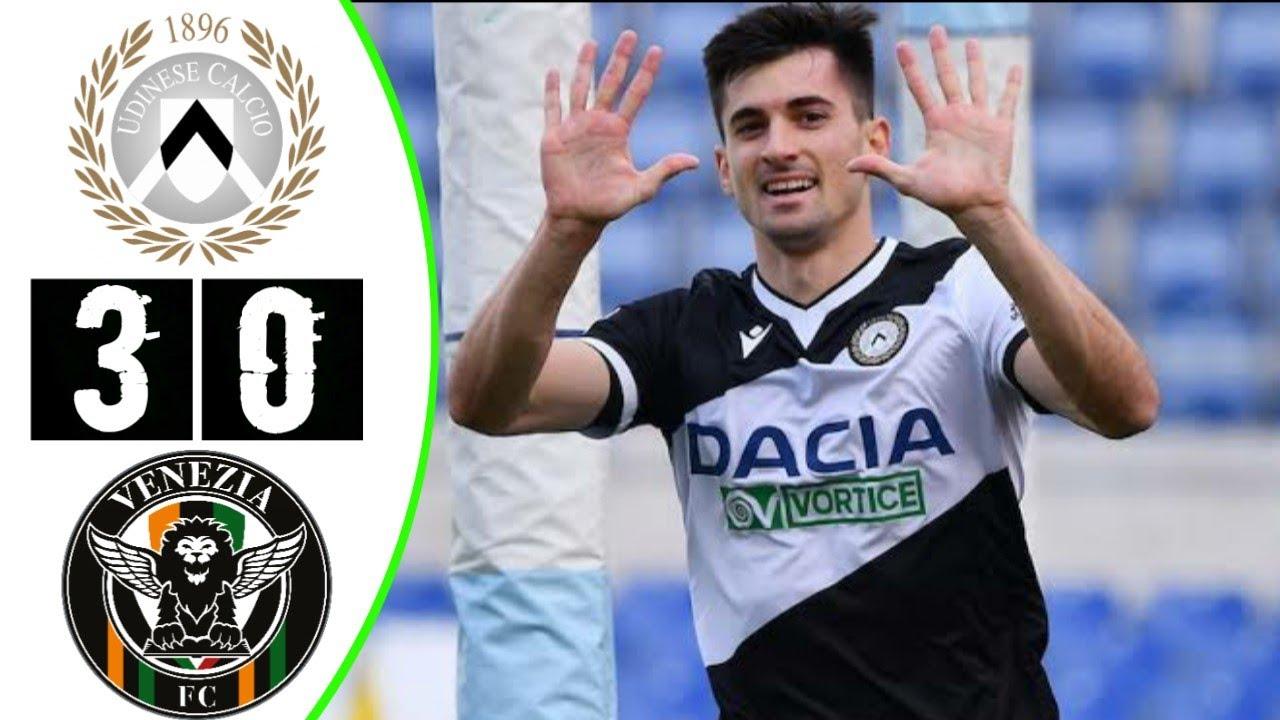 Download Udinese vs Venezia 3 - 0 | Full Highlights Pussetto Goal - ITALY SERIE A - Extended & Resumen ⚽🥅🔥🎮⚽🎮