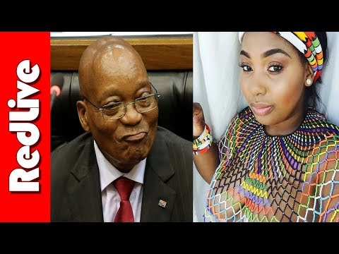 Jacob Zuma to Marry 24 Year Old Nonkanyiso Conco