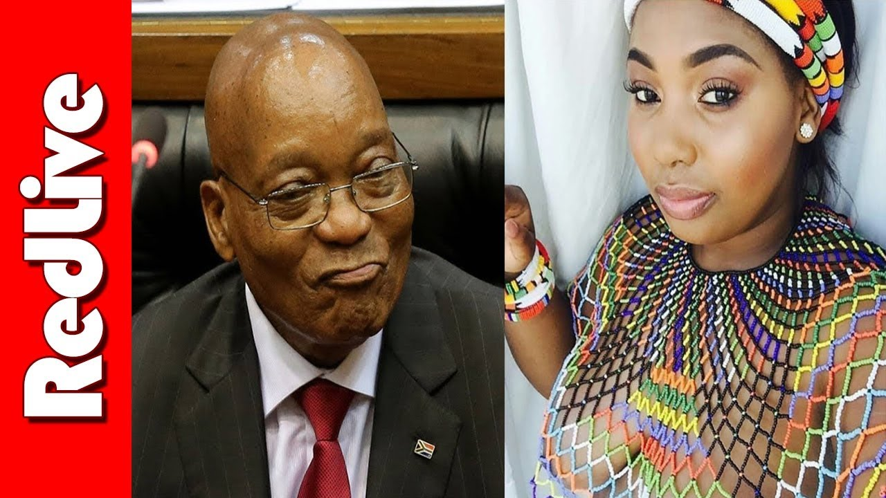 Jacob Zuma to Marry 24 Year Old Nonkanyiso Conco - YouTube