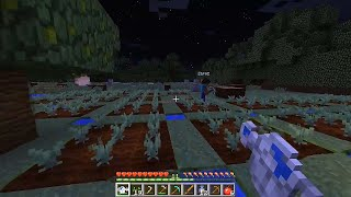 Minecraft Mod Harvest Moon Part 1 Feat.Zero IJ Froster คนทำสวน-*-
