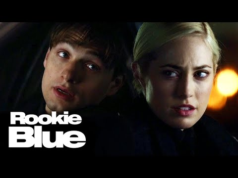 Dov Tells Gail He'd Marry Her!   Rookie Blue