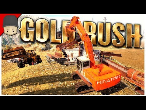 TIER 3 WASHPLANT! - Gold Rush: The Game - Ep.07