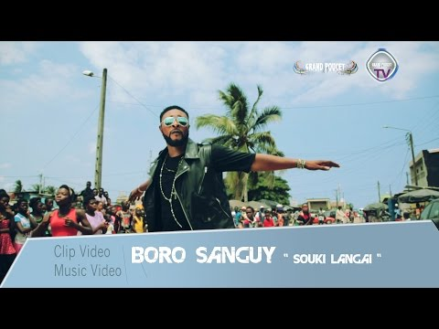 "Clip BORO SANGUY - ""SOUKi LANGAi"" (New)"