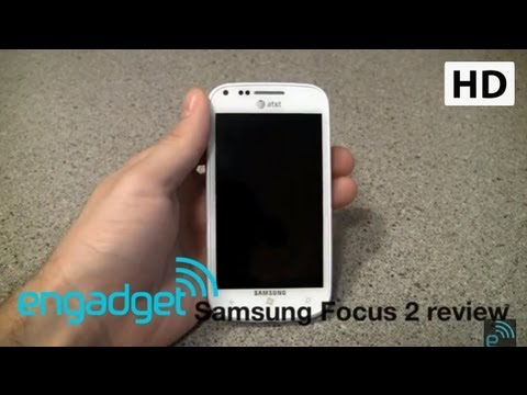 Samsung Focus 2 Hands On | Engadget