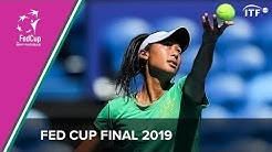 LIVE: Fed Cup Day 2 Live Show | 2019 Fed Cup Final | ITF