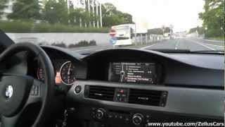 BMW 335i Performance exhaust sound - Ride, start up, hard revs and accelerations !!