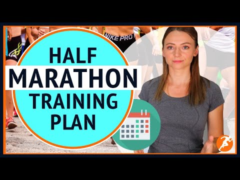 How To Create a Half Marathon Training Plan
