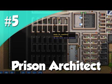 Prison Architect #5 - Uitbreiden!