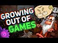 Getting Older and Growing Out of Games