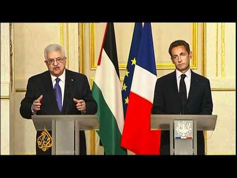 Sarkozy Condemns Israeli Decision