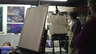 Nancy Dillen Workshop: Line Drawing