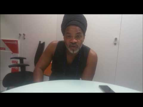 Entrevista Carlinhos Brown