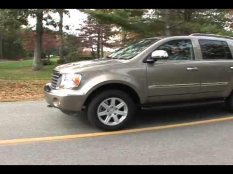 2009 Chrysler Aspen Hybrid Overview