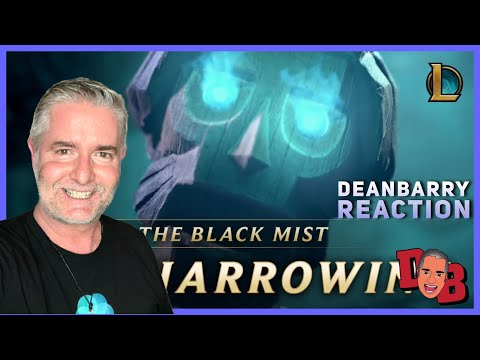 the-harrowing-tales-of-the-black-mist-cinematic---league-of-legends-reaction