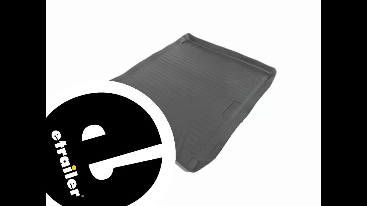 Floor mats jeep grand cherokee 2011 - Review Of A Husky Cargo Floor Liner On A 2011 Jeep Grand Cherokee Etrailer Com Youtube
