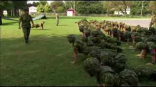 Canadian Forces Basic Training Summary