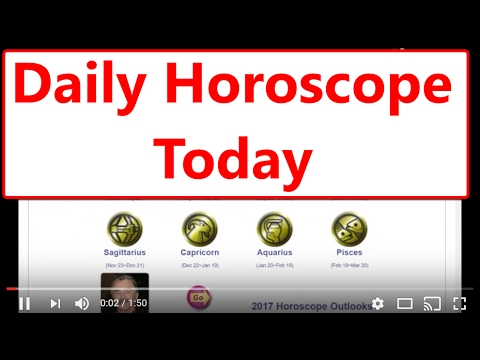Daily Horoscope Today For Fun & Entertainment - Celebrity Horoscope Software!