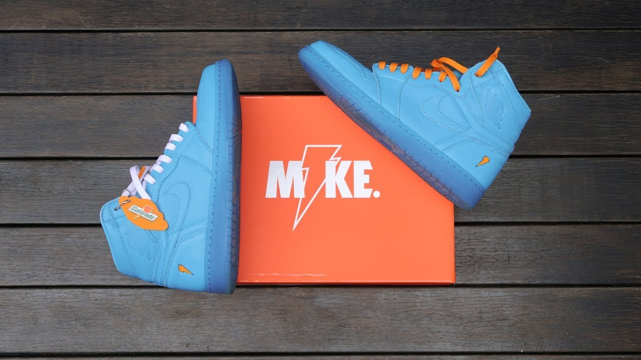 52ba6a70d466 AIR JORDAN 1 GATORADE