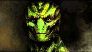 Noisia, Mefjus & Hybris - REPTILIANS vs. DJ Hazard - MR. HAPPY (1080p HD)