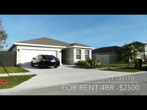 FOR RENT SOMERSET ACADEMY AT SILVER PALMS HOME