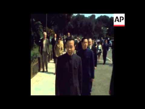 SYND 2-4-73 CHINA REJOINS UNITED NATIONS FOOD AND AGRICULTURAL ORGANISATION