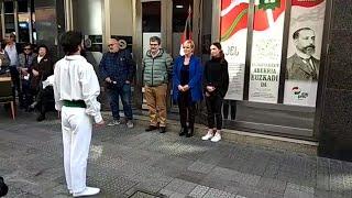 PNV celebra el 40 aniversario del batzoki de Abando en Bilbao