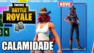 FORTNITE BATTLE ROYALE: Nova Skin [ Xbox One - Gameplay PT-BR ]