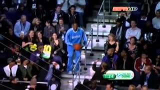 J.r. smith - 2009 nba slam dunk contest