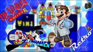Dr. Mario Online Rx | Retro | GCMx vs GamerMex