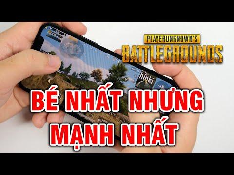Test game iPhone 12 Mini màn hình bé mạnh nhất thế giới!