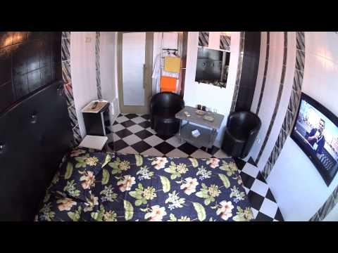 4 комната Черно белый дизайн MAH00629