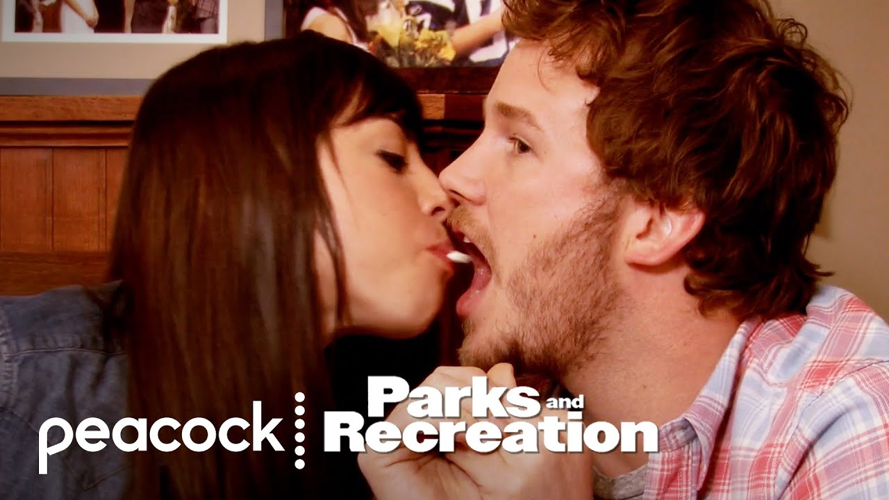 You Want My Gum? - Parks and Recreation