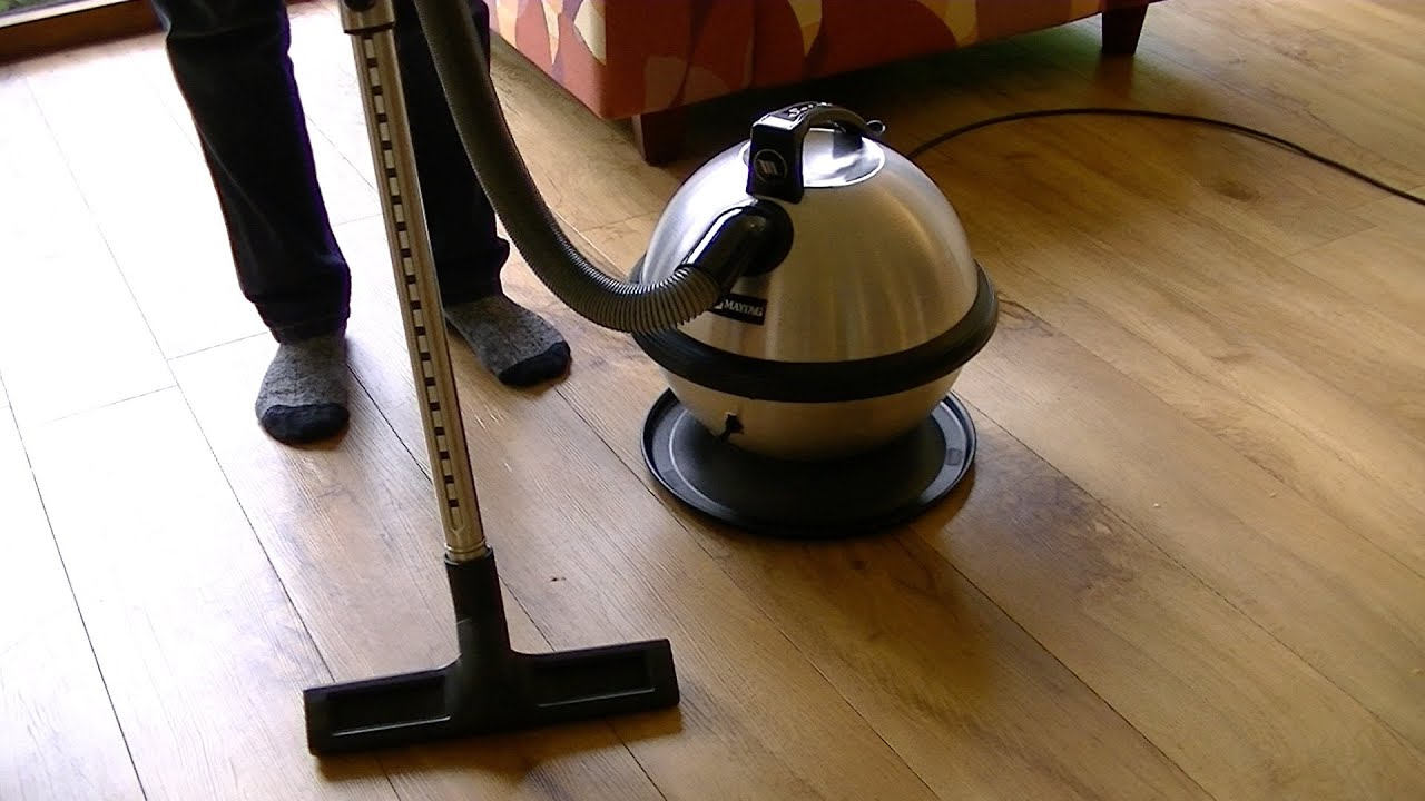 Maytag Satellite Hoover Constellation Floating Vacuum
