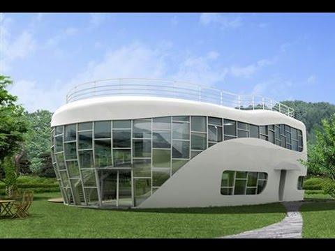 Top 15 Most Amazing House Designs and Architectures in the World - YouTube