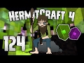HermitCraft 4 - #124 | Seriously the BEST MINI GAME EVER!!