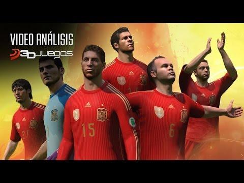 Copa Mundial de la FIFA Brasil 2014 - Vídeo Análisis 3DJuegos