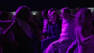 Our Irish Singing Waiters perform New York New York