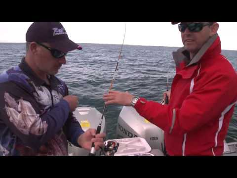 Whiting Fishing Part 1 Victoria