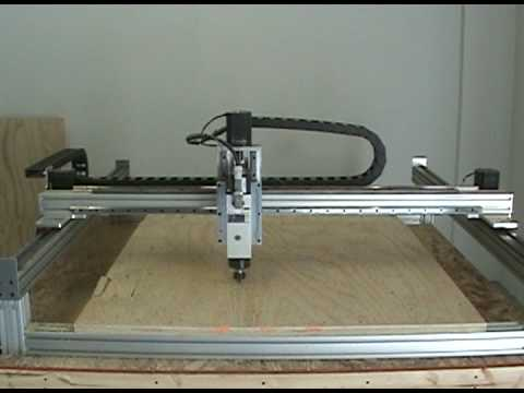 Table Top Cnc Youtube