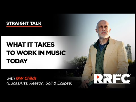 What it Takes to Work in Music Today