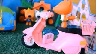 Ми-ми-мишки, Мишки Панки, Кеша-Буратино, мультики  с  игрушками