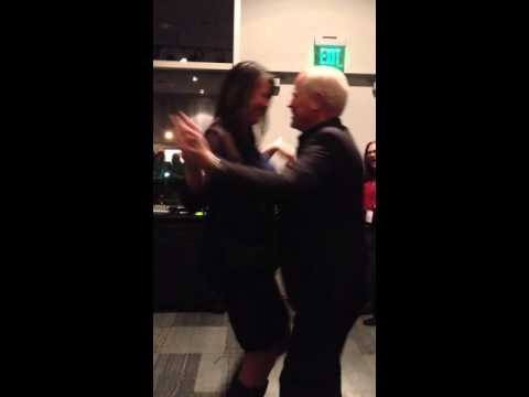 Neal McDonough and his wife Ruve  San Jose Nockingpoint Wine Mixer 112115