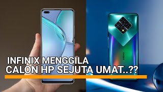 Hands-On Infinix Zero 3 - Indonesia.