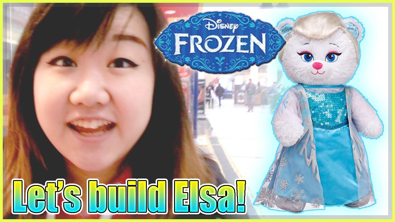 Build A Bear Frozen ELSA  wigs ONLY  DOLL WIG