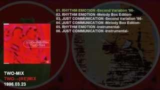 TWO-MIX Mini Album (Rearrange) 「TWO→(RE)MIX」 Catalogue Number: KI...