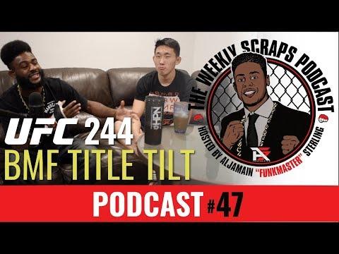TWS: UFC 244 - BMF BREAKDOWN!