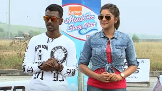 Made for Each Other   Episode 87  - Makeup while drifting  Mazhavil Manorama
