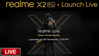 Realme X2 Pro Launch Event Live With price In India